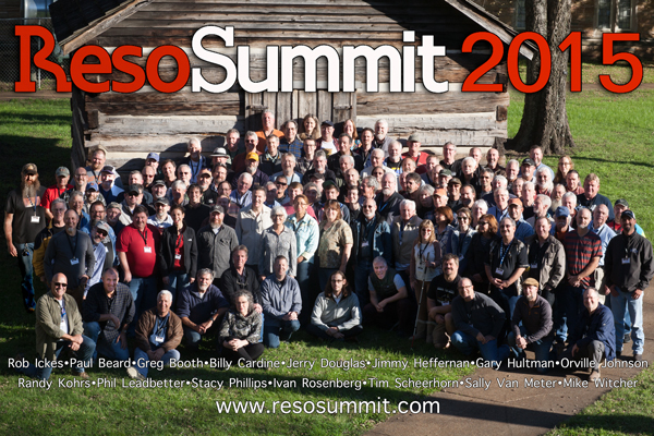ResoSummitd 2015 Group Photo