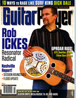 Guitar Player Magazine - August 2011
